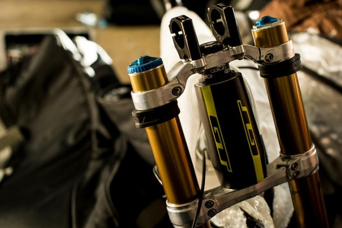 HVVJ: Эндуро-байки, двухкоронки и 650B - байки первого этапа КМ