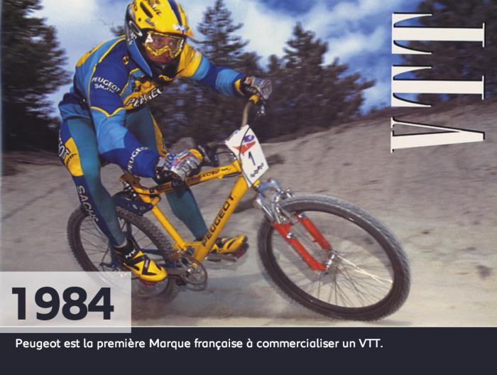 Блог компании Колесо-Колёсико: Peugeot и MTB: история вопроса