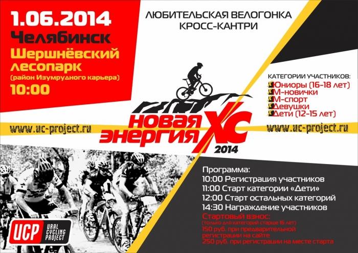 Наши гонки: Новая энергия возвращается в Челябинск.