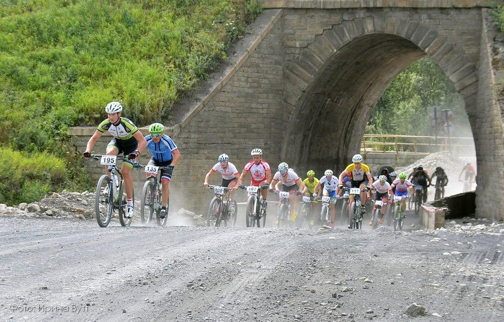 Наши гонки: Большой и каменный ХСМ