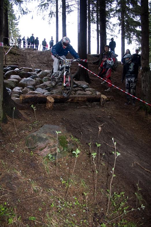Блог им. AleksandrGrigorev: Karel Mini Downhill 18 мая.  Городской праздник VELODAY.