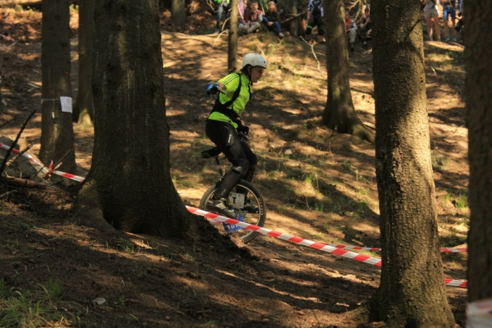 Блог им. AleksandrGrigorev: Отчёт Karel Mini Downhill в рамках VELODAY.
