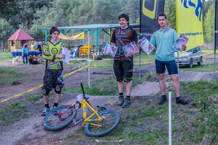 Наши гонки: Линия фронта 2014