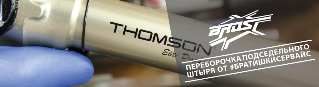 Блог им. mdhinnov: Сервис подседельного штыря Thomson Elite Dropper