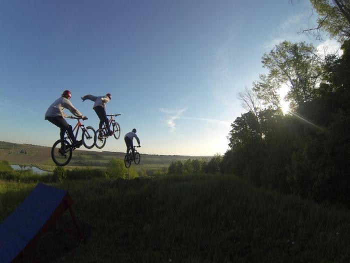 Блог им. AndreyYacyuk: VD Bike Park, Украина (открытие 9-16 июня)