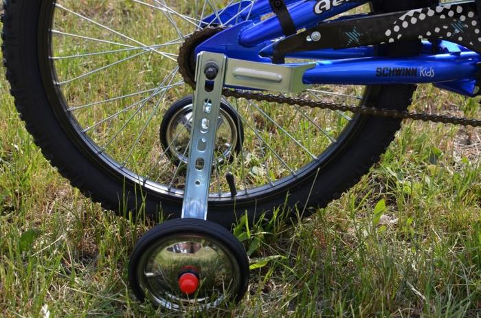 Дополнительные колёса для детского велосипеда