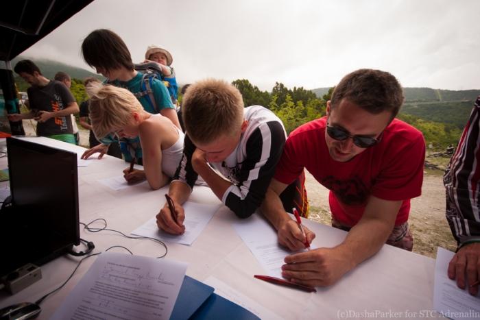 Блог им. DaryaZahozhenko: Семь ветров - первый этап кубка России по даунхиллу. Регистрация и тренировочка!