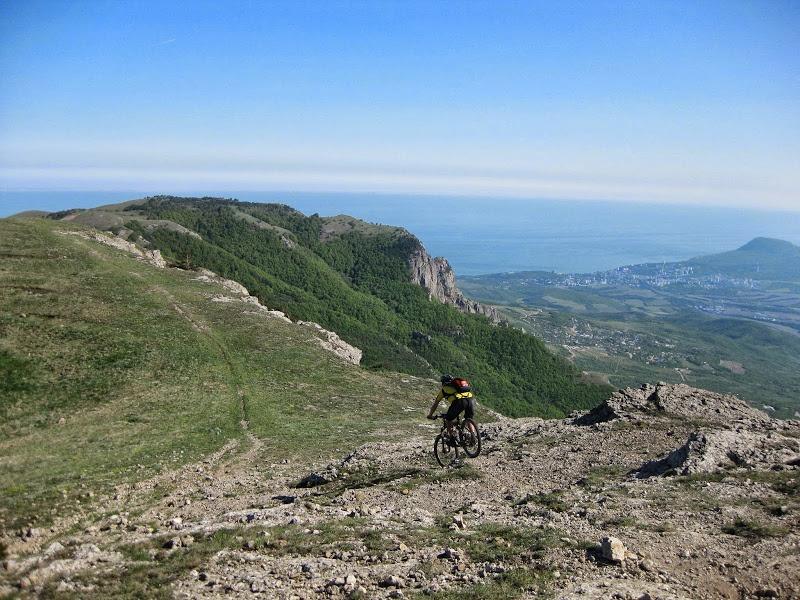 Блог им. DenisVdovin: О5 25 или В Крым на майские, AM-велотур | Trail-hunter