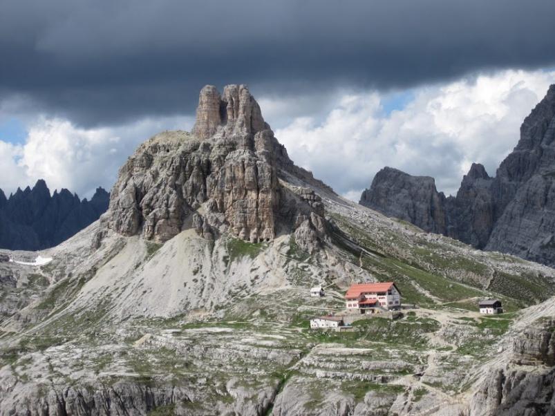 Блог им. DenisVdovin: Альпийские AM-туры   Trail-hunter