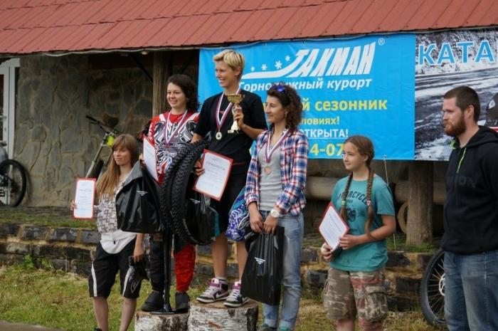 Uktus-TEAM: Освоение новых склонов Пермского края - Takman championship.