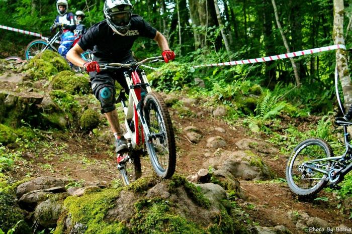 Блог им. PetrVinokurov: Gorky Downhill Cup 2015 в Сочи