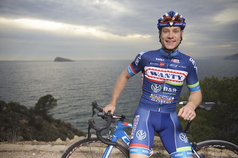 Шоссе/Трек: Погиб Бельгийский велосипедист Antoine Demoitié