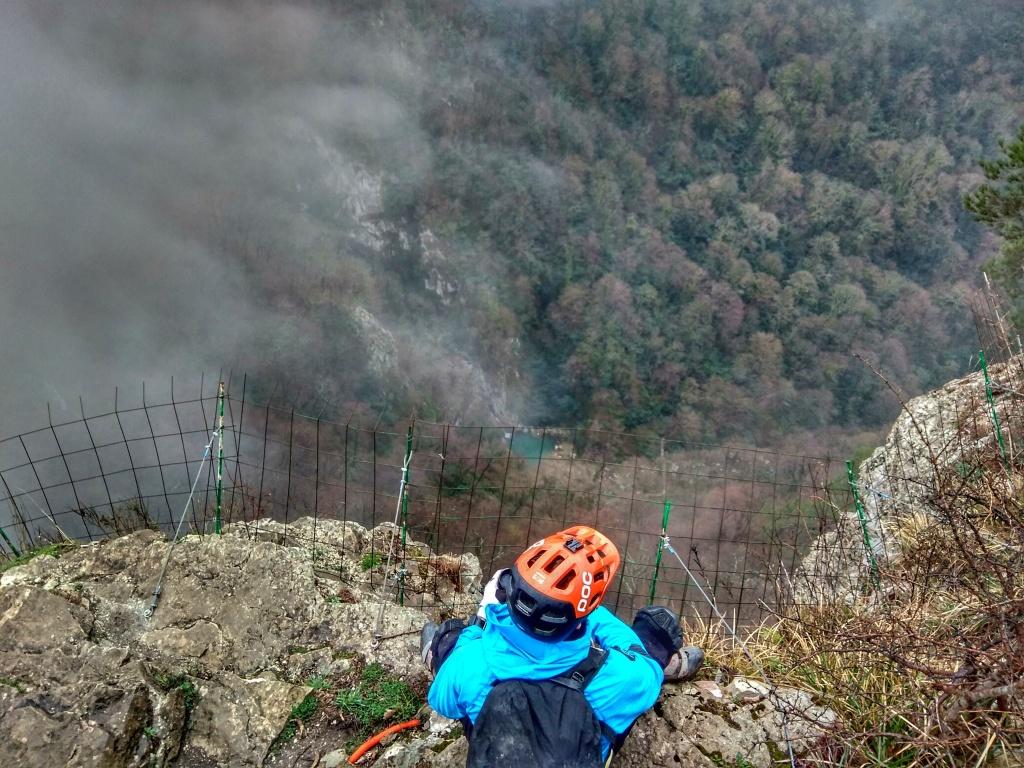 Блог им. ZoozR: Зима. Сочи. Катание в пещере и по чайным плантациям.