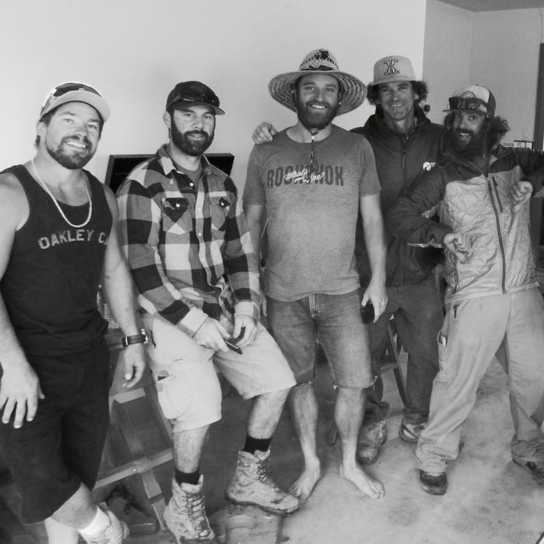 Roll All Day: Интервью. Что значит Rampage для постоянных строителей?