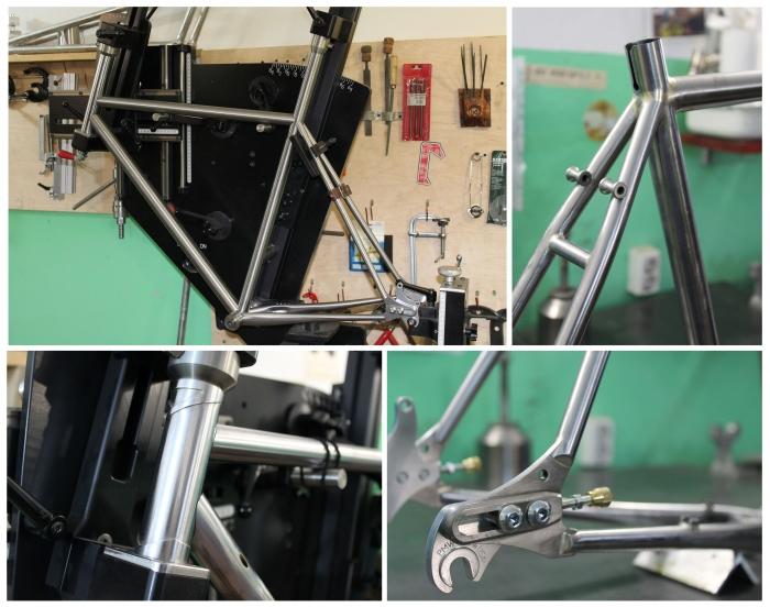 Блог им. toresvelo: Торес вело- кастомная рама для велокроса.