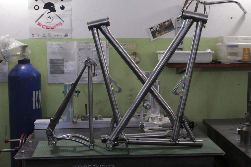 Блог им. toresvelo: Toresvelo- новый эпизод о постройке нашего подвеса.
