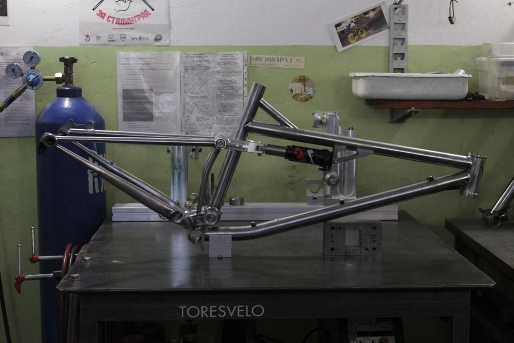 Блог им. toresvelo: Toresvelo- немного новостей о постройке нашего подвеса.