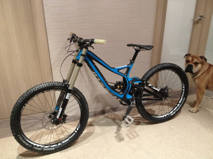 Блог им. Belkov: Specialized Demo 8 Carbon I