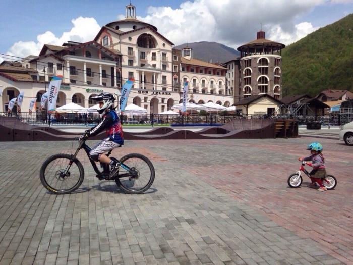 Блог им. Anton_Azev: Первые горы: ожидание и реальность.