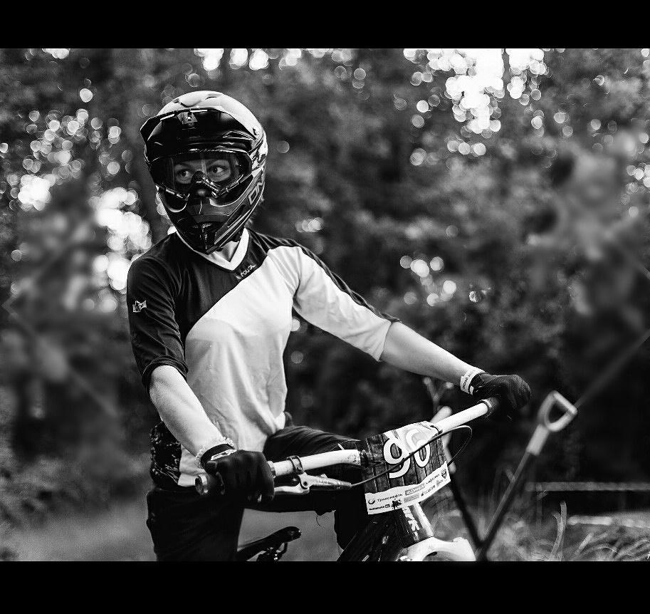 Велоклуб 32 спицы: Как на эндуро подсесть...