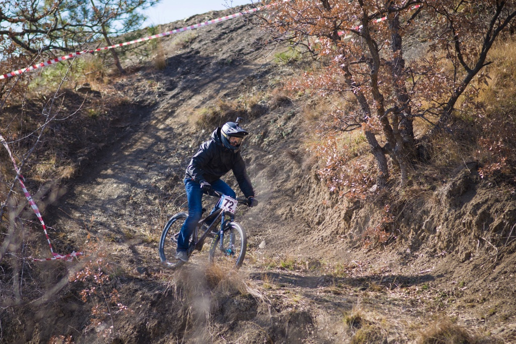 Блог им. Ruslan_Bogdanov: Downhill & Enduro на дёртовом хт? А почему бы и да!?