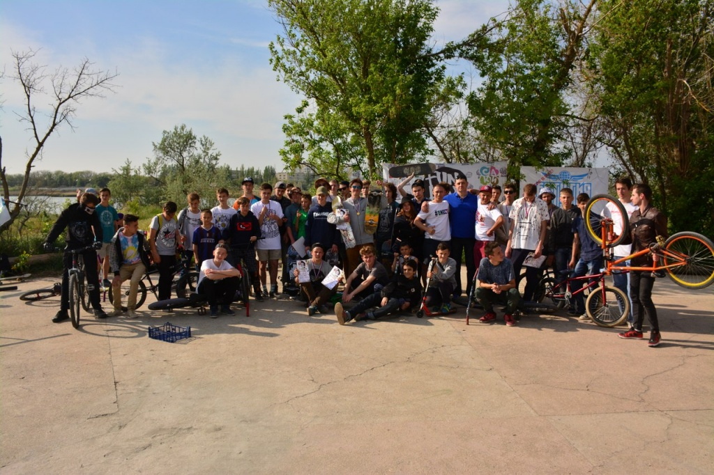 Блог им. Ruslan_Bogdanov: Ride for fun #4 - FUN BOX Jam в г.Саки