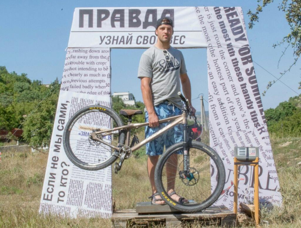 Блог им. Ruslan_Bogdanov: Ride For Fun #6. Летняя гонка FUNDAY. Колючки на поворотах.