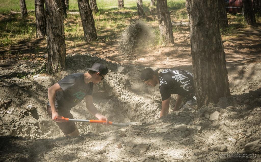 Блог им. Ruslan_Bogdanov: Контест Dirt line