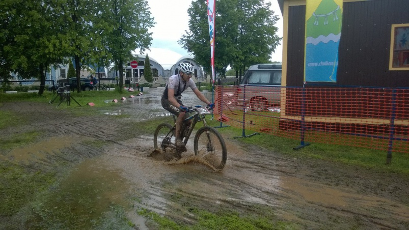 Блог компании Kellys-Russia: Гоночный уикенд от Velogearance: больше грязи Богу грязи