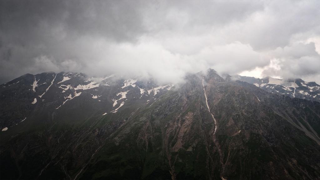 Cекта свидетелей эндуро: Большие горы