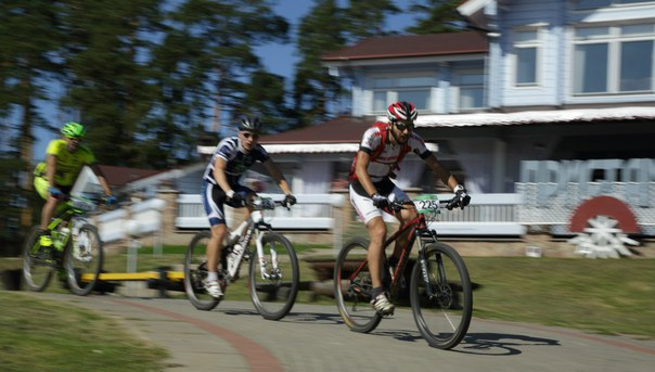 Блог им. VladTorbin: Деминский вело марафон 23 августа