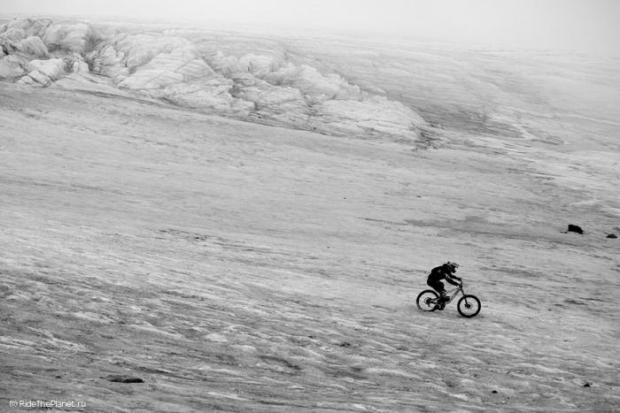 RideThePlanet: Фрирайд в Северном Приэльбрусье