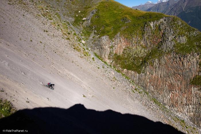 RideThePlanet: Южное Приэльбрусье