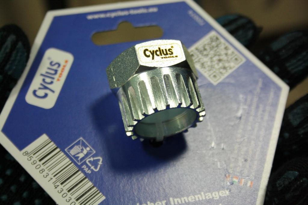 Магазин StarBike: Первое знакомство с Cyclus Tools - потому что инструмент должен быть настоящим