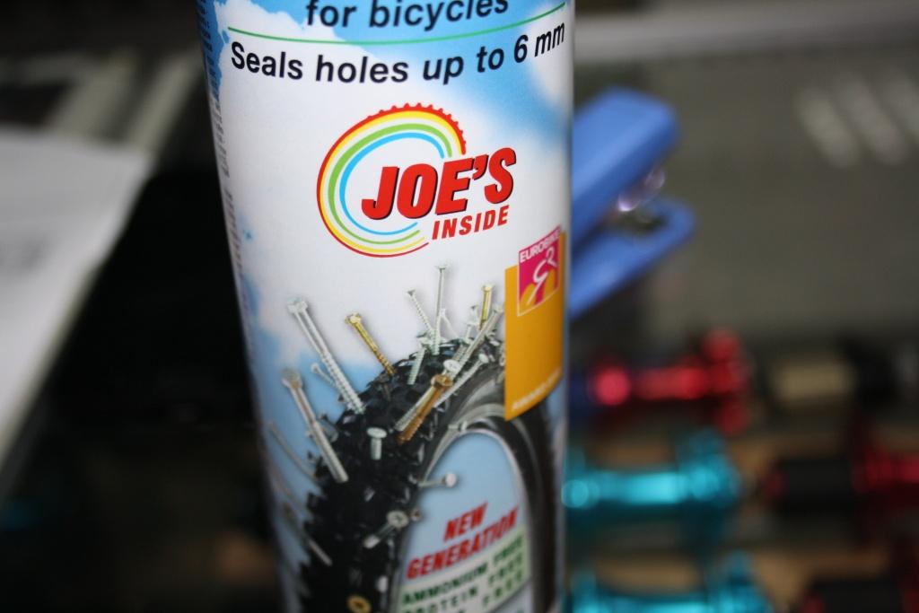 Магазин StarBike: Герметики Joe's No-Flats: избавим бескамерные колеса от лишних проблем!