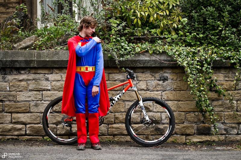 Пятничное: Байки супергероев и злодеев вселенной COTIC BIKES