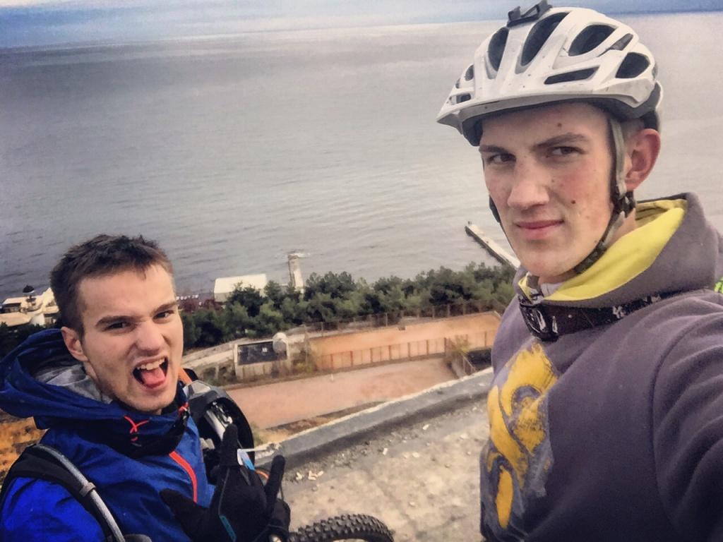 Блог им. maximsvetlov: Эндуро глазами тупого юниора