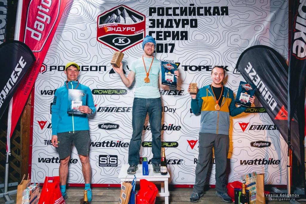 Российская эндуро серия: Результаты La Endura 2017