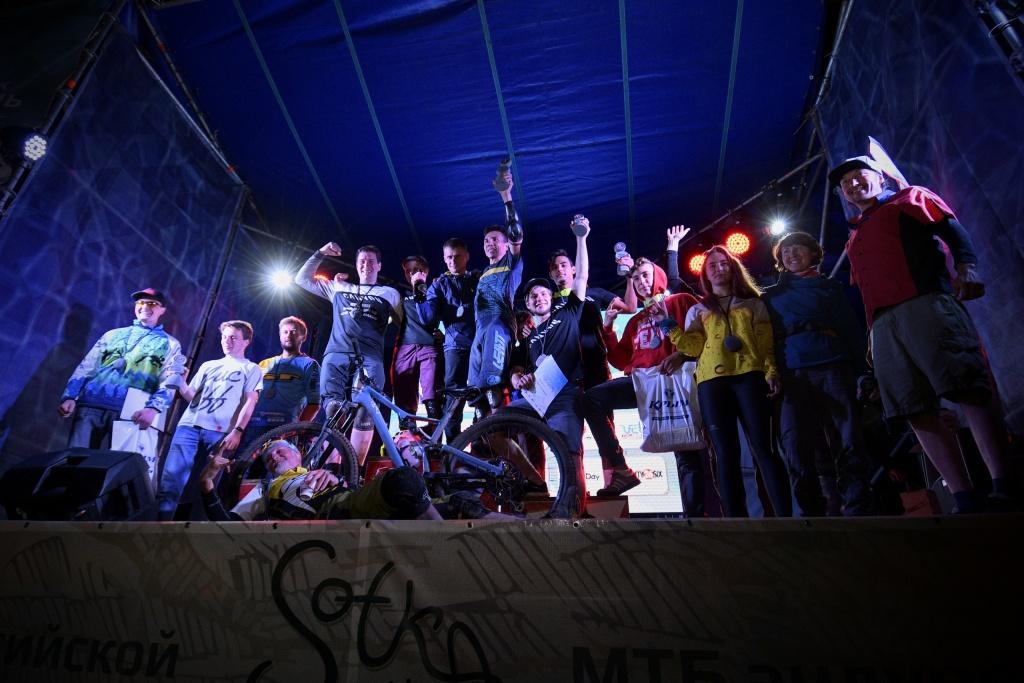 Российская эндуро серия: Результаты 4 этапа РЭС 2019 Sotka Race (Балаклава)