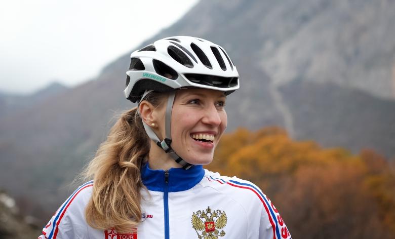Блог компании Specialized: Ольга Шипилова-Виноградова выступает за Specialized