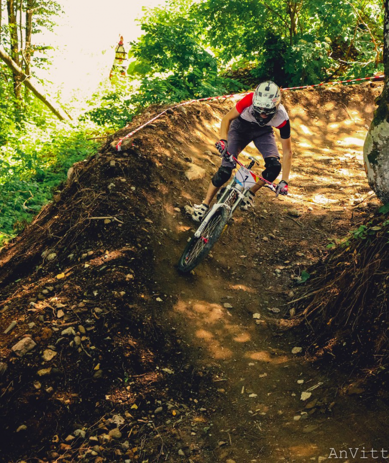 Evil Wheels: Gorky Downhill Cup 2016