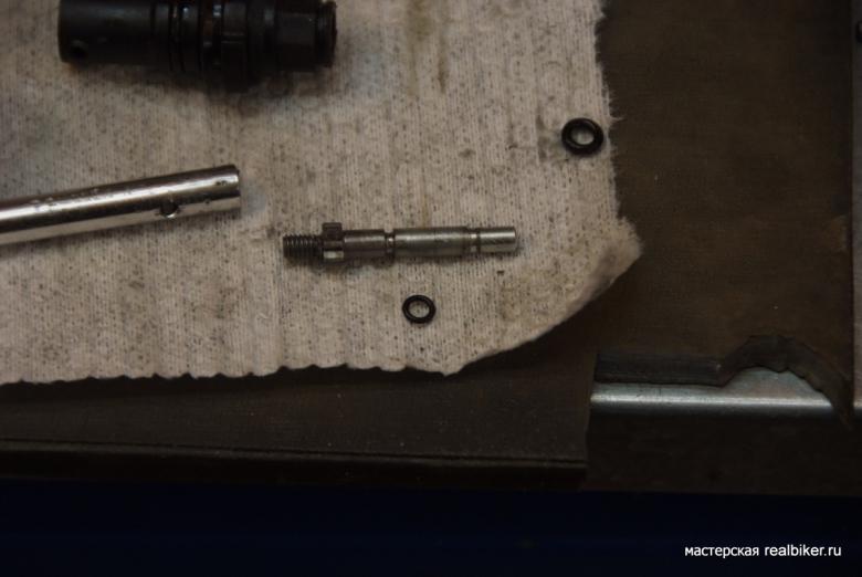 Блог компании Realbiker: Вечнотекущий Rock Shox