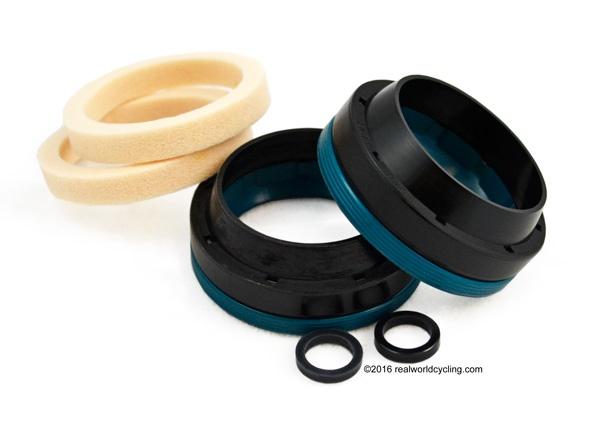Блог компании Realbiker: Новые пыльники от Enduro Fork Seals Hy-Glide