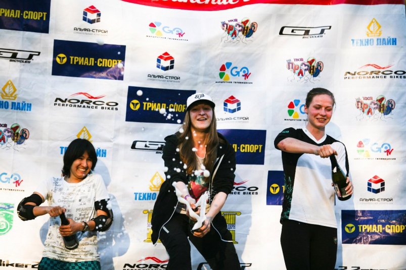 Наши гонки: Линия Фронта 2016: результаты