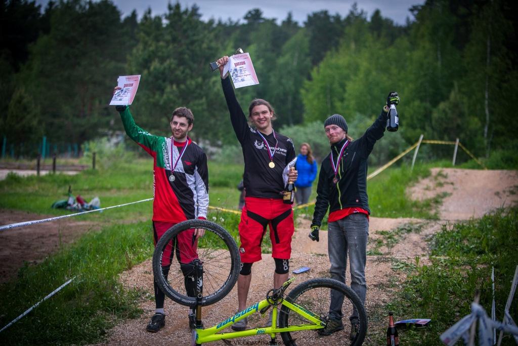 Наши гонки: Отчет по июньской гонке в Протвино!