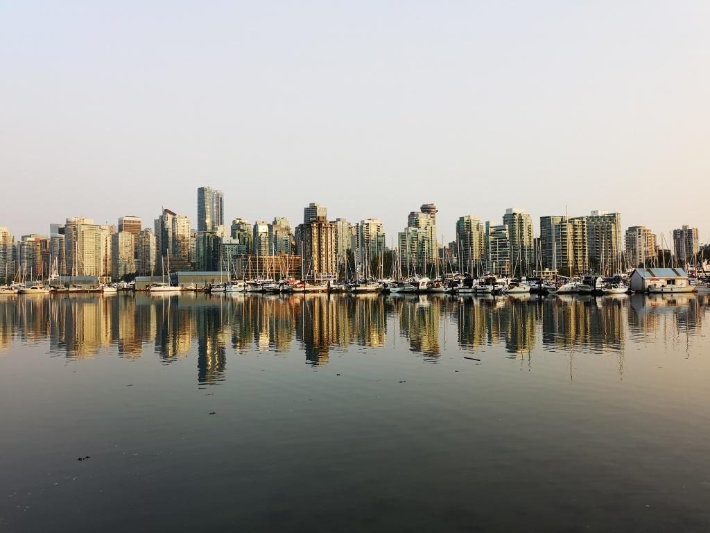 Блог им. AntonSapronov: Canada. BC. OIII 2018. Много фото.