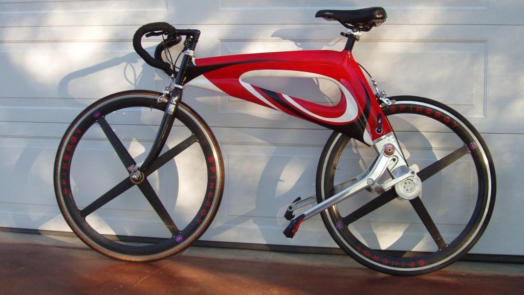 Блог им. khhroom: NuBike - очередные изобретатели велосипеда