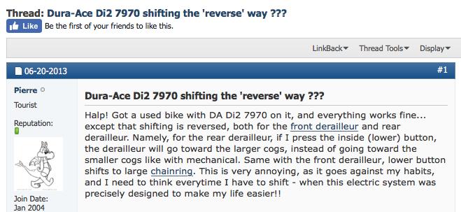 Блог им. SlavaVitko: Пост о том, что XTR DI2 не так плох, как принято о нем тут думать