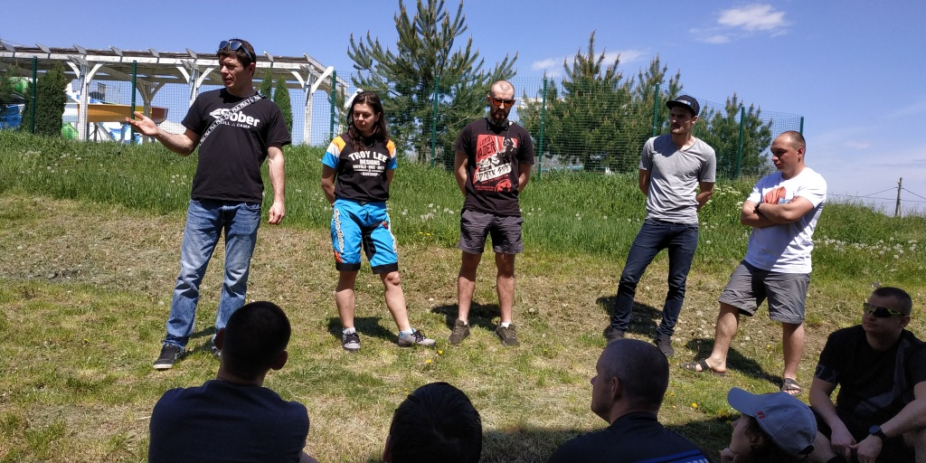 Блог им. AlexSo: Отчет о СоберСкиллКэмп