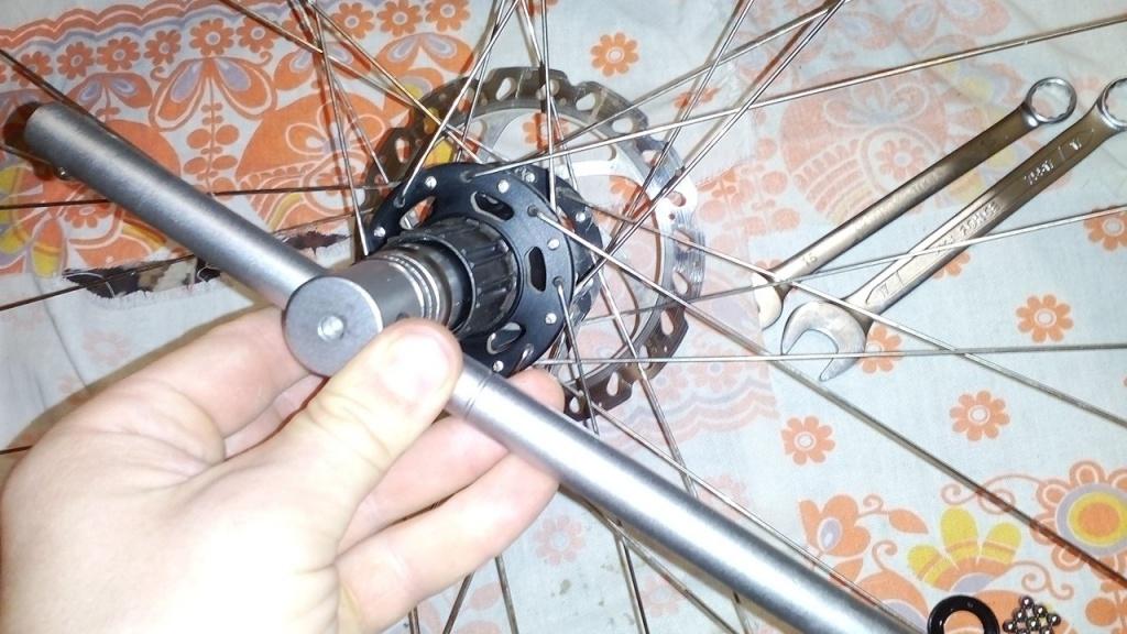 Блог им. VyacheslavRomanov: Инструкция по полной переборке втулки Shimano XT, подготовка к зиме